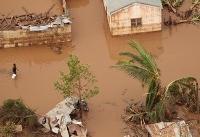 شمار قربانیان طوفان در جنوب آفریقا از ۷۰۰ نفر گذشت