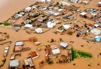 وزیر نیرو: هشدار سیلاب به ۱۰ استان / احتمالاً  سیل گلستان با دوره بازگشت ۵۰ ساله بوده