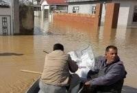 گسترش کمک رسانی ارتش به استان های سیل زده شمال کشور