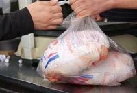 کشف و عرضه ۷ تن مرغ گرم به قیمت مصوب توسط گشت نوروزی تعزیرات تهران