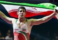 قهرمانی مقتدرانه تیم کشتی آزاد زیر ۲۳ سال ایران در آسیا/ تصاحب۳ طلا و یک نقره در ۴ وزن پایانی