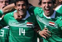 پیروزی تیم فوتبال امید عراق مقابل ترکمنستان/ کار ایران سختتر شد