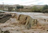 یک کشته براثر بارشهای سیلآسا در لرستان