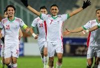 پیروزی تیم فوتبال امید ایران مقابل یمن/ سه گل با سَر!