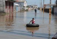 بسیج تمام امکانات وزارت تعاون برای کمک به سیل زدگان