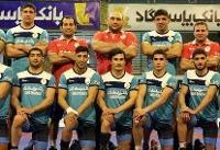 تیم کشتی آزاد امید ایران قهرمان آسیا شد