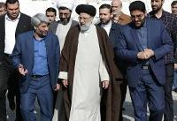 رئیس قوه قضائیه از بخشهای مختلف زندان مرکزی مشهد بازدید کرد