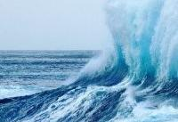 تشکیل موج&#۸۲۰۴;هایی تا ارتفاع ۳ متر در خلیج فارس و دریای عمان طی ۴ روز پیاپی