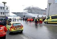 Cruise ship reaches Norway port after near disaster, dramatic rescues