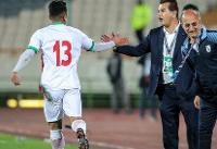 ترکیب تیم امید ایران برای بازی با عراق مشخص شد