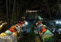 تعطیلی مجموعه سعدآباد و رستورانهای دربند و درکه به دلیل احتمال وقوع سیل
