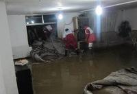 خسارت حدود ۳۵۰ واحد مسکونی بر اثر بارش باران در اصفهان