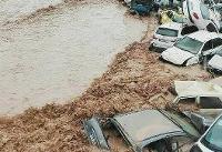 سیل شیراز ۱۱ قربانی گرفت