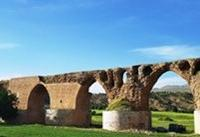 یکی از پایه های پل تاریخی کشکان لرستان تخریب شد