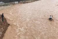 غرق شدن دو کودک در اروندکنار