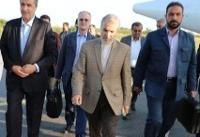 نوبخت به نمایندگی از رئیس جمهور عازم شیراز شد