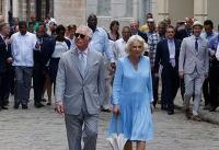 Prince Charles unveils Shakespeare statue, banters with Cubans