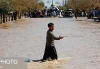 سیل در جنوب -غرب ایران دست کم ۱۱ کشته و ۶۸ مصدوم برجای گذاشت