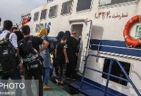 اعمال محدودیت برای سفرهای دریایی
