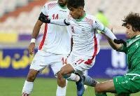 امیدهای ایران راهی مرحله نهایی فوتبال انتخابی المپیک شدند