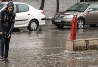 تشدید بارندگیها در پایتخت تا ساعتی دیگر/ سرعت وزش باد به ۶۰ تا ۷۰ کیلومتر در ساعت میرسد