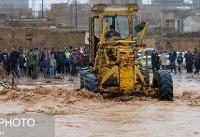 آسیب دیدگی ۶۴۰۵ خانه روستایی در سیل خراسان شمالی