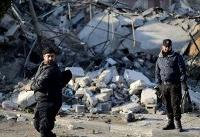 Israel-Hamas fighting abates along Gaza border after major escalation