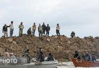 واژگونی یک قایق در گمیشان/اعلام اسامی نجاتیافتگان و مفقودین