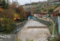 هیچ موردی از سیلابیشدن روددرهها گزارش نشده است/سطح آب مسیلهای امام علی (ع) و ابوذر فروکش کرد