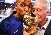 دلیل پیروزیهای فرانسه از نگاه دشان