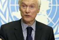 یک مقام سازمان ملل: تلاش آمریکا برای ملحق کردن کشورهای دیگر به اعمال تحریمهایش غیرقانونی است