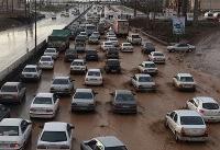 تهران؛ آماده باران | خسارتی گزارش نشد