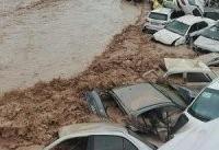تعداد جان باختگان سیل شیراز افزایش یافت