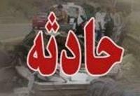 برخورد اتوبوس با کامیون در کرمان ۱ کشته و ۱۱ زخمی برجای گذاشت