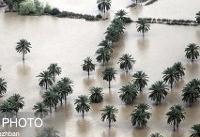 تبعات غرقاب شدن خاکهای مناطق سیل زده