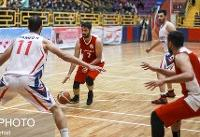 پیروزی گرگان در جدال حساس نیمهنهایی بسکتبال / شکست شیمیدر در خانه