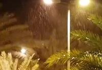 اطلاعیه سازمان هواشناسی درباره رگبار باران و وزش باد شدید در برخی استانها