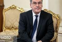 احضار سفیر جدید فرانسه در تهران به وزارت امور خارجه