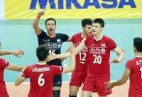 تیم ملی والیبال نوجوانان عازم ایتالبا شد