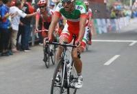 ترکیب تیم ملی دوچرخه سواری جاده در قهرمانی آسیا