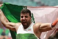 قهرمانان ایرانی بر بام آسیا؛ حدادی شش تایی شد