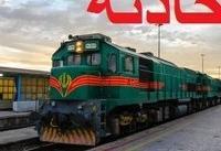 برخورد قطار «تبریز-تهران» با کودک ۸ ساله