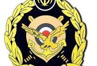 پرسنل نیروی زمینی ارتش در مجلس حضور یافتند
