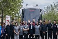 والیبالیست های نوجوان عازم ایتالیا شدند