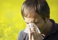 آلرژیهای فصلی ارمغانی از بهار