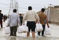 کمک ۱۶۶ میلیارد تومانی تشکل های صنفی و صنعتی به سیلزدگان
