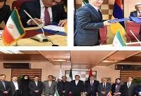یادداشت تفاهم تبادل ارزش گمرکی با ارمنستان امضا شد