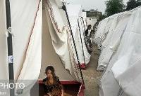 امدادرسانی به ۷۰۰۰ نفر در ۹استان