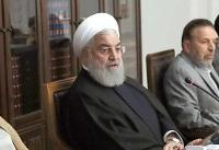 روحانی : فضای مجازی می تواند در رونق تولید ملی تاثیرگذار باشد