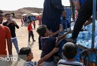 نماینده اهواز: حلقه توزیع کمکها در خوزستان نامنظم است